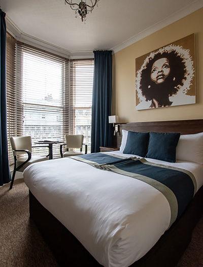 New Steine Hotel & Bistro Deluxe Double