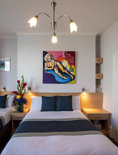 New Steine Hotel Bistro - Deluxe Triple
