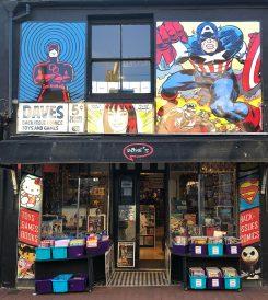 Comic Shop Brighton