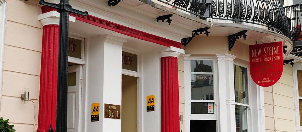 New Steine Hotel 2021