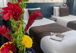 New Steine Hotel - flowers