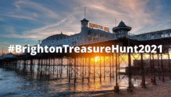 Brighton treasure hunt 2021