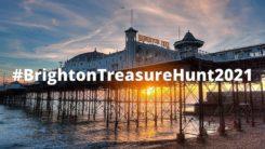 Brighton treasure hunt 2021