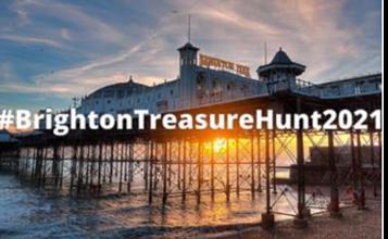 Brighton treasure hunt